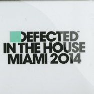 DEFECTED IN THE HOUSE - MIAMI 2014 (3CD)