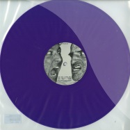 Front View : Mike Vaeth & Robin Hirte - FOKU HILA (PURPLE COLOURED VINYL) - Afu Limited / AFULTD46
