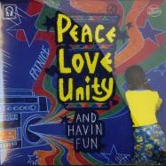 PEACE LOVE UNITY AND HAVING FUN (7 INCH)