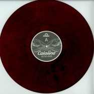 Front View : Boss Axis - CATALINA (Marbled Vinyl) - Beatwax Records / BW015