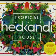 Front View : Various Artists - HED KANDI TROPICAL HOUSE (2XCD) - Hed Kandi / HEDK143
