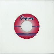 BLIND ALLEY / AINT NO HALF STEPPIN (7 INCH)
