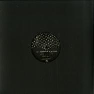 TZINAH ON BLACK 003 (180G, VINYL ONLY)