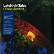 Front View : Olafur Arnalds - LATE NIGHT TALES (2X12 INCH LP, 180G VINYL+ MP3) - Late Night Tales / alnlp44