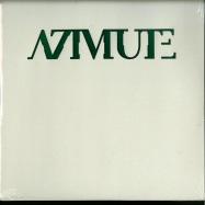 Front View : Azimute - AZIMUTE GREEN (VINYL ONLY / GREEN VINYL) - Azimute / AZM003