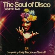 Front View : Joey Negro & Sean P Presents - THE SOUL OF DISCO VOL. 2 (2X12 LP) - Z Records / ZEDDLP010 / 142541
