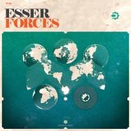 Front View : Esser - FORCES - Decks Classix / dclx009