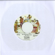 Front View : The Stark Reality - SAY BROTHER / BUSTIN OUT OF DOORS (7 INCH) - Athens Of The North  / aoe027