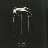 Front View : Amirali - ODYSSEY EP ((FORT ROMEAU REMIX) - Dark Matters / DM007