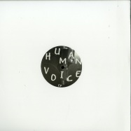 Front View : Scott Grooves - THE HUMAN VOICE EP - Modified Suede / MS-007