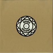 Front View : Von D - HARDCORE DUB MUSIC / SLY CLAP (10 INCH) - Dubs Galore / DOR002