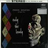 Front View : Frank Sinatra - SINGS FOR ONLY THE LONELY (180G 2X12 LP + MP3) - Capitol / 6756971