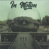 Front View : Various Artists - IN MOTION - De La Groove / DLGONWAX003