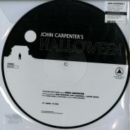 Front View : John Carpenter - HALLOWEEN / ESCAPE FROM NEW YORK (PICTURE DISC) - Sacred Bones / SBRPIC 156 / 00097350