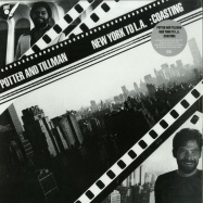Front View : Potter & Tillman - N.Y. TO L.A.: COASTING (LP) - High Jazz / HJLP 006