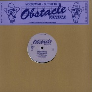 Front View : Moodswing - OUTBREAK EP - OBSTACLE RECORDS / OBR0103