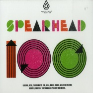 Front View : Various Artists - Spearhead 100 (2CD) - Spearhead / SPEAR100CD