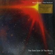 Front View : Klaus Schulze & Pete Namlook - DARK SIDE OF THE MOOG VOL. 5 - PSYCHEDELIC BRUNCH (180G 2LP) - Music On Vinyl / MOVLP2477