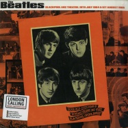 Front View : The Beatles - BLACKPOOL ABC THEATRE 1964/65 (LTD ORANGE 180G LP) - London Calling / LCALP 5024O