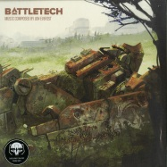 Front View : John Everist - BATTLETECH O.S.T. (COLOURED 180G 2LP) - Black Screen Records / BSR027 / 00110234