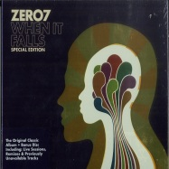 Front View : Zero 7 - WHEN IT FALLS (2XCD, SPECIAL EDITION) - New State Music / NEW9357CD