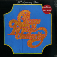 Front View : Chicago - CHICAGO TRANSIT AUTHORITY (50TH ANNIVERSARY REMIX) (180G 2LP) - Rhino / 8122791101
