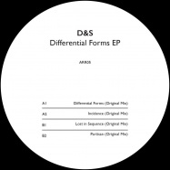 Front View : D&S - DIFFERENTIAL FORMS EP - Abstract Reasoning Records / ARR05