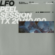 Front View : LFO - PEEL SESSION (EP + MP3) - Warp Records / WARPLP300-6