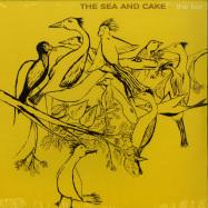 Front View : The Sea And Cake - THE BIZ (LTD WHITE LP + MP3) - Thrill Jockey / THRILL026X