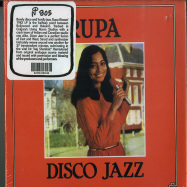 Front View : Rupa - DISCO JAZZ (CD) - Numero Group / NUM805CD