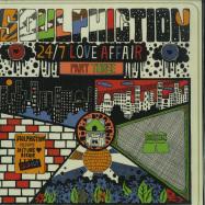 Front View : Soulphiction - 24/7 LOVE AFFAIR PART 3 - Local Talk / LTLP012