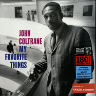 Front View : John Coltrane - MY FAVORITE THINGS (180G LP) - Jazz Images / 1019133EL2