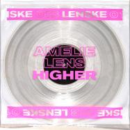 Front View : Amelie Lens - HIGHER EP (INCL. FJAAK REMIX / CLEAR VINYL) - LENSKE / LENSKE013
