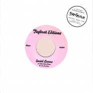 Front View : Socail Lovers - LOVE COME DOWN / I M IN LOVE (7 INCH) - Tugboat Editions  / TBE711