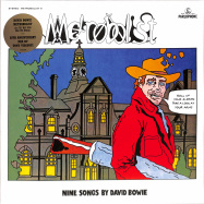 Front View : David Bowie - METROBOLIST(AKA THE MAN WHO SOLD THE WORLD)2020MIX (LP) - Parlophone Label Group (plg) / 9029519878