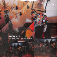 Front View : Rich NxT - FOUR POINT ISLAND (2LP) - FUSE / FUSELP04