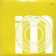 Front View : Jacky Giordano - JACKY GIORDANO ORGAN PLUS (LP) - Le Tres Groove Club / LTGC004