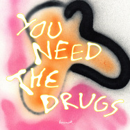 Front View : Westbam feat. Richard Butler - YOU NEED THE DRUGS (&ME REMIX) - Keinemusik / KM054