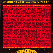 Front View : Midnight Oil  - THE MAKARRATA PROJECT (LP) - Sony Music Catalog / 19439793951