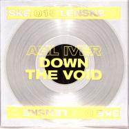 Front View : Ahl Iver - DOWN THE VOID EP (CLEAR VINYL) - LENSKE / LENSKE015