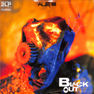 Front View : Aleph - BLACK OUT (THE EXPANDED EDITION) 2LP - High Fashion Music / 33.255