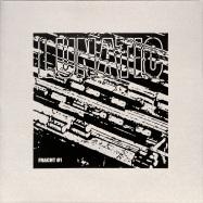 Front View : Various Artists - FRACHT 01 EP - Lunatic / LUN08