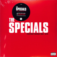 Front View : The Specials - PROTEST SONGS 1924-2012 (LTD 180G LP) - Island / 3840701