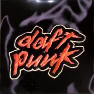 Front View : Daft Punk - HOMEWORK (2X12 LP) - Virgin / 2438426091