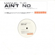 Front View : Manuel Tur - AINT NO - Opaque Musique / Opaq022f