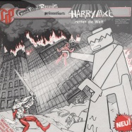 Front View : Harry Axt - ...RETTET DIE WELT - Grand Petrol / GP0011