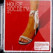 HOUSE SOCIETY NO. 1 (CD)
