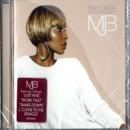 Front View : Mary J. Blige - GROWINGS PAINS (CD) - Geffen / B001031302