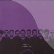 Front View : Various Artists - DESOLAT X SAMPLER PURPLE (2X12) - Desolat / Desolat020