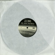 Front View : Detroitrocketscience / Kuba Sojka - 22300 MILES OBOVE NEO-DETROIT - Minimal Soul / MSR006